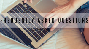 Frequently Asked Questions (FAQ) #1