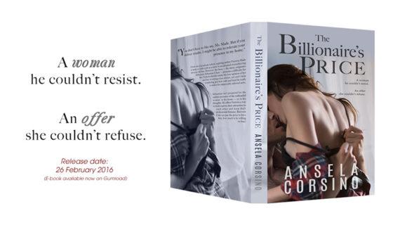 The Billionaire's Price E-Book