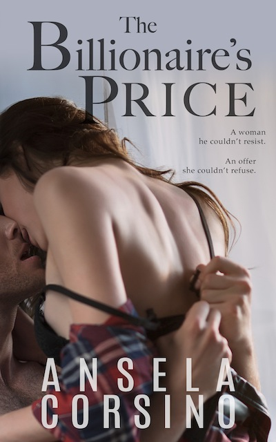 The Billionaire's Price Kindle Cover