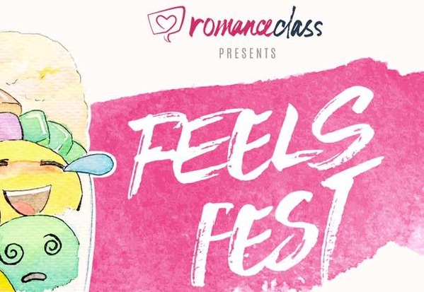 #FeelsFest #RomanceClass