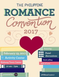 The Philippine Romance Convention 2017