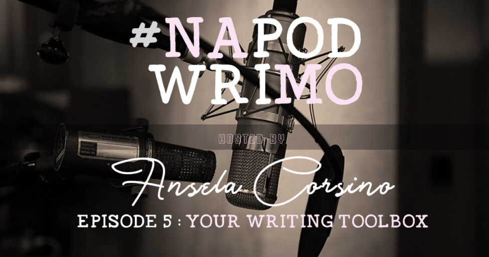#NaPodWriMo - Episode 5