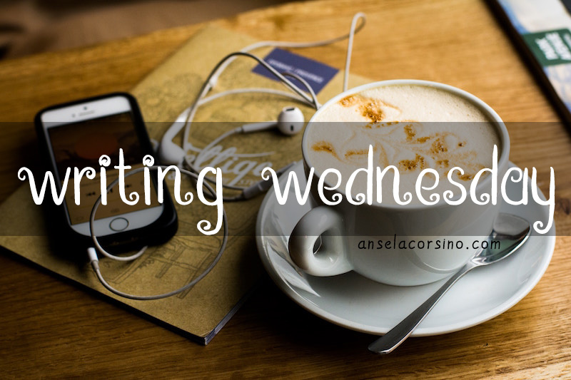 writing wednesday : LISTEN