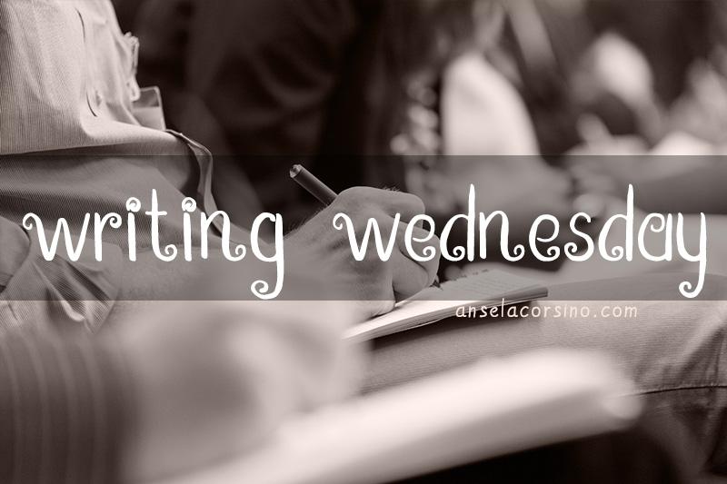 #WritingWednesday: Learning