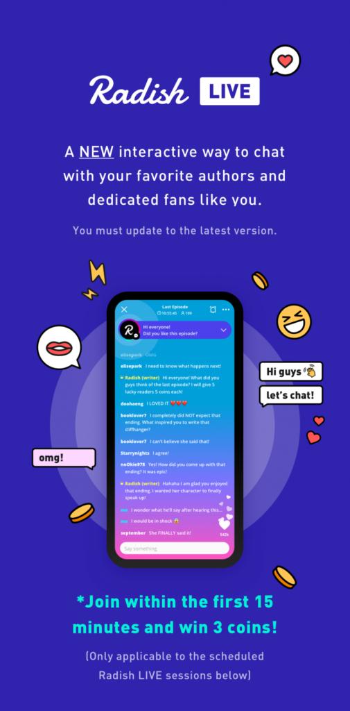 Radish Live Chat