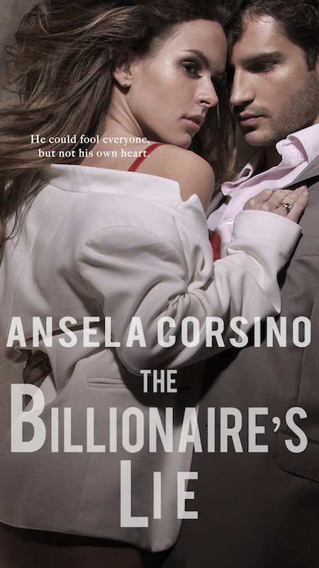 The Billionaire's Lie (L.A. Players #2) by Ansela Corsino