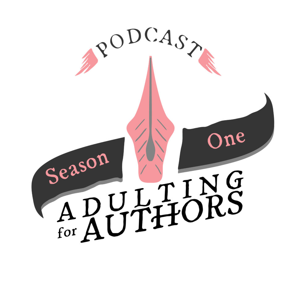 Adulting for Authors Season One LOGO