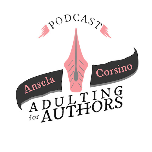 Adulting for Authors LOGO